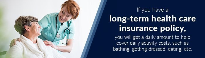 long-term insurance policy