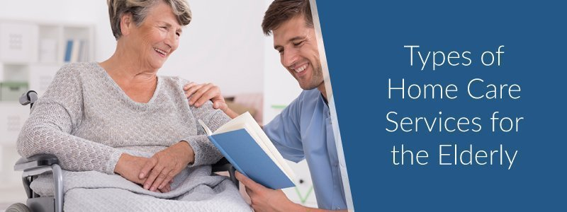 types of home care services