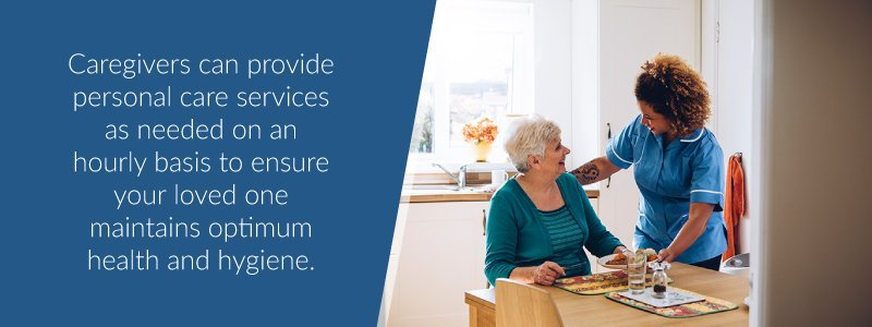 hourly care services health and hygiene