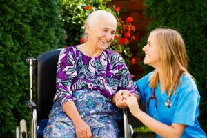 senior care nurse in key biscayne