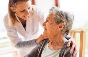 senior care nurse in surfside