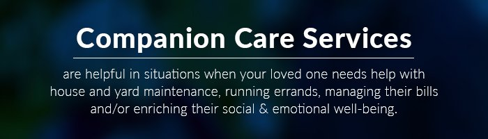 companion care services