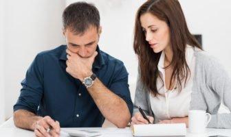 Sibling disagreement over elder care